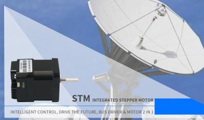 Satellite antenna automatic tracking system