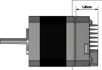 42系列一体化步进电机