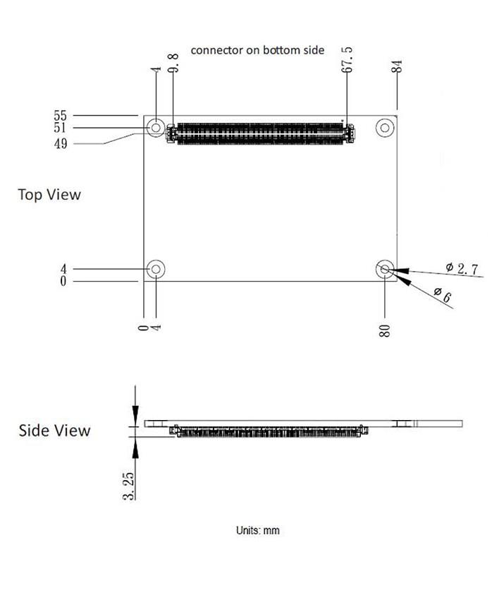 EM 3845-工控主板