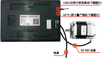 NIMV1000 智能触控屏