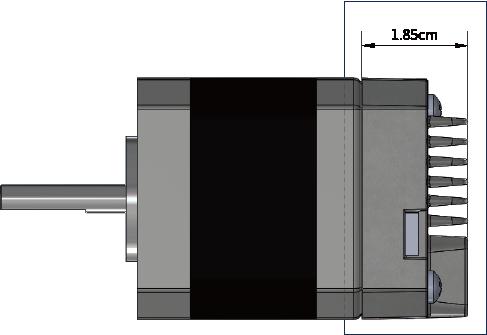 42系列一体化无刷电机