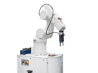 一体化低压伺服电机在焊接机器人上的应用